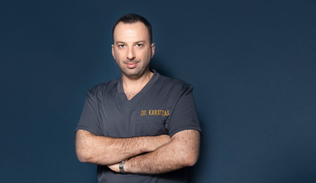 Dr Angelos Karatzias talks about Lipedema