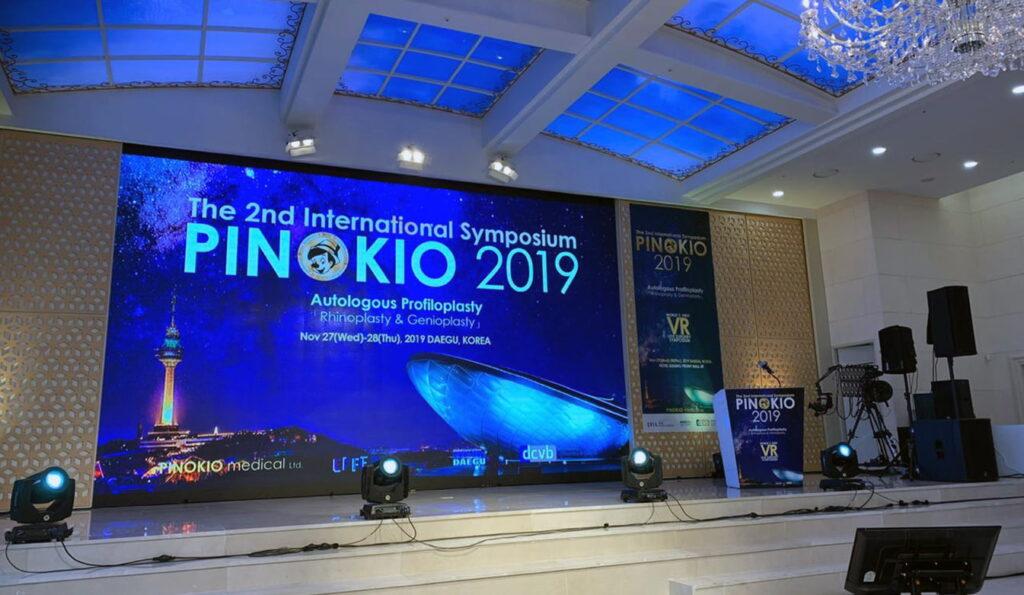 Dr. Angelos Karatzias – 2nd International Symposium PINOKIO